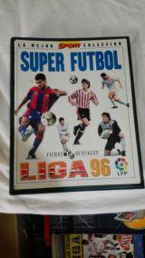 Album liga 96 Mundicromo COMPELTO - foto
