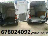 mudanza barata porte economico furgoneta - foto