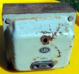 Transformador cbl 220v para 125v - foto