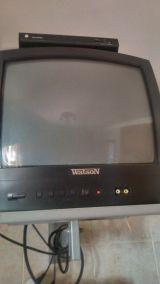 Televisor Negro - foto