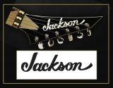 Jackson decal headstock guitar - foto