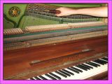 Afinacion de pianos. - foto