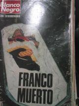 Revista muerte de franco - foto
