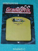 GRAND PRIX - Mitos de la Fórmula 1 - RBA - foto