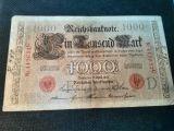 ALEMANIA , Gran Billete Alemán Reichbank - foto