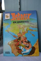 ASTERIX. Asterix en Hispania. 1980 - foto