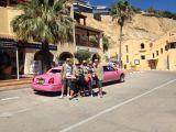 Alquiler de una Limusina rosa!! - foto