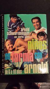 Libro Arnold Schwarzenegger - foto