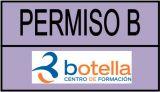 PERMISO B COCHE.  OFERTA ESPECIAL 2020 - foto
