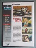American Strays DVD. - foto