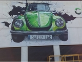 Decoracion paredes pintor mural murales - foto