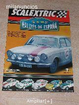 Scalextric - Rallyes de España - foto