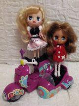 Vendo 2 muñecas mini BLYTHE - foto