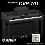 Piano Yamaha cvp 701 CLAVINOVA - foto