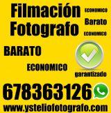* * * Fotógrafos y filmación * * * * * - foto