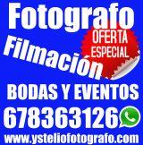* * * * Fotógrafo y vídeo Barato * * * * - foto