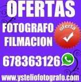 * * * Filmación y fotógrafo baratos* * * - foto