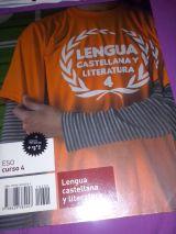 LENGUA CASTELLANA Y LITERATURA 4 ESO - foto