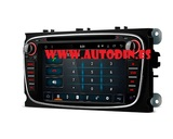 Radio Gps Android Ford S-max 07-11 - foto