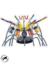 Kit de aerografia de 6 colores - foto