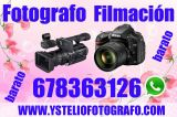 * * *Fotógrafo y videografo en Barcelona - foto