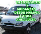 Portes Andalucía desde o hacia Málaga - foto