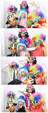 Alquiler de FOTOMATON Y PHOTOCALL evento - foto