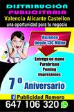 REPARTO PUBLICIDAD NO BUSCO GENTE - foto