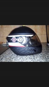 CASCO SHARK S800 EDITION(MATE) - foto