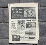 Diario El Mundo Deportivo Años 70 - foto