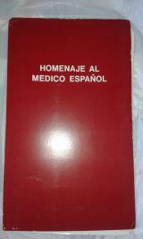 sellos: homenaje al medico español - foto