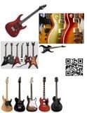Guitarra Lp, fender cort ibanez - foto
