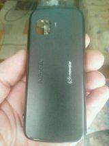 Carcasa trasera de Nokia 5230 - X6 - foto