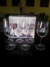 Copa vino cristal checo catavino serigra - foto