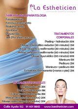 Centro depilación masculina y femenina - foto