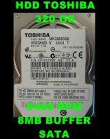 DISCO DURO TOSHIBA  2,5 320GB SATA 3