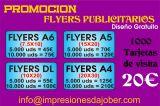 Publicidad flyers economicos - foto