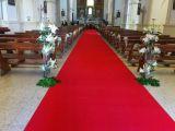 alquiler de alfombra roja para tu boda - foto