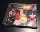 disney la venganza de los malvados  2 cd - foto