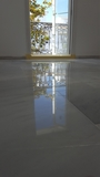 Pulido y cristalizado fino de suelos - foto