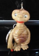 llavero e.t. extraterrestre - foto