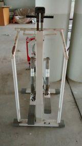 Maquina de hacer escalera fondo - foto