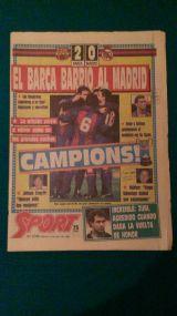diario sport nº 3745 - foto