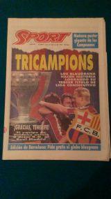 diario sport nº4889 - foto