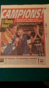 diario el mundo deportivo nº24413 - foto