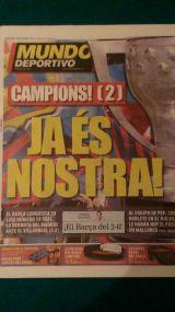 diario el mundo deportivo nº28030 - foto