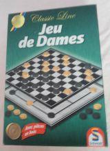 juego damas - foto