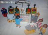 Mercado de playmobil - foto