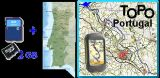 Mapa Topográfico Portugal GPS Garmin - foto