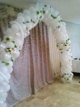 bodas globos decoraciones - foto